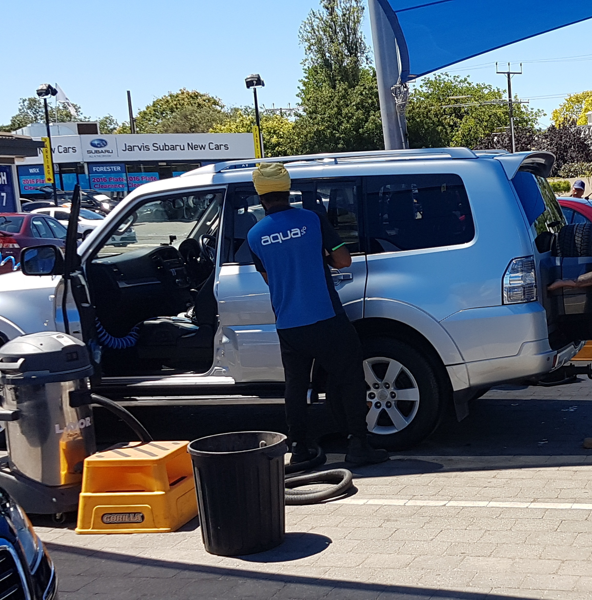 Car Wash In North Adelaide