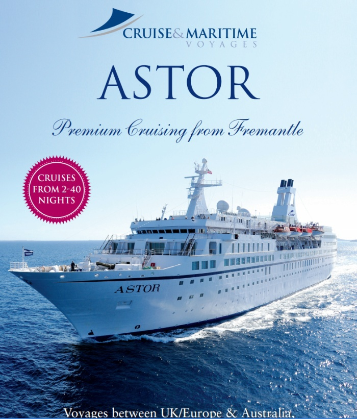 Discount Summer Cruises on the Astor Cruiser - Perth