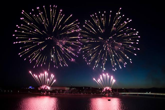 australia day, fireworks, school holidays, summer, 2019, things to do, family fun, events, summer school holidays, ACT, canberra,