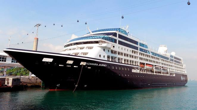 Azamara journey cruises, azamara journey, Adelaide, Bali, Exmouth, Fremantle, Bunbury, Albany, Esperance, Kangaroo Island, Melbourne, Sydney, spa suites, the sanctum, luxury, cruise ship, dining, casino