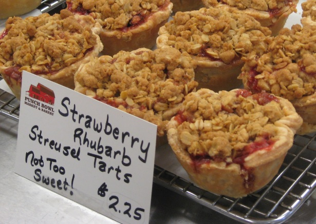 bakery, tarts, country, market, punchbowl, fruits, vegetables,