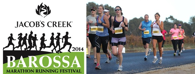 The Jacob Creek Barossa Marathon