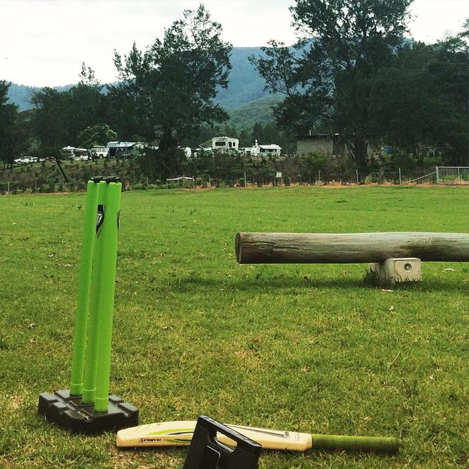 bendeela, recreational, camping, area, kangaroo, valley, cricket