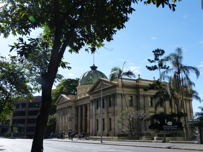 Brisbane's Customs House