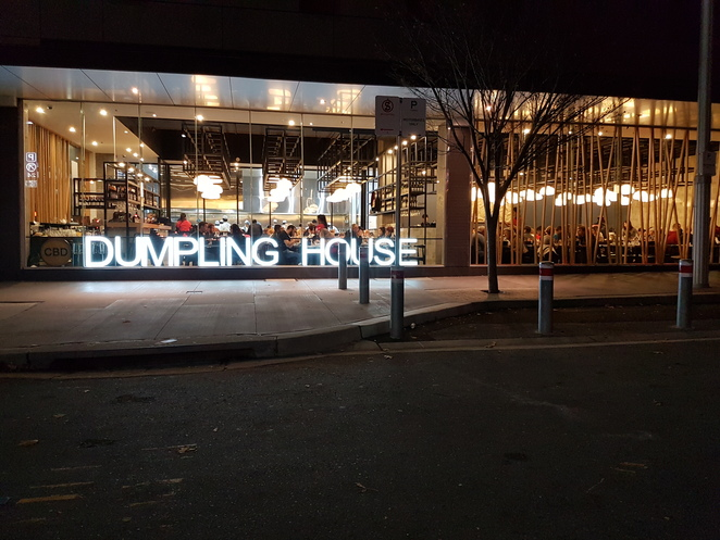 CBD Dumpling House, Chinese restaurants in Canberra, dumplings in Canberra, where to eat in Canberra, Asian restaurants in Canberra