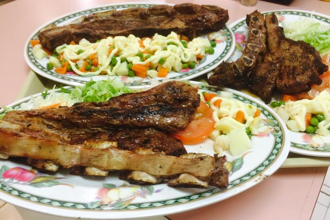 chilean asado south american latin american authentic homemade food