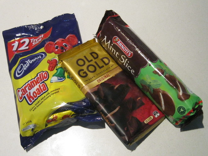 chocolate snacks favourites