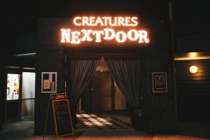 Creatures Next Door