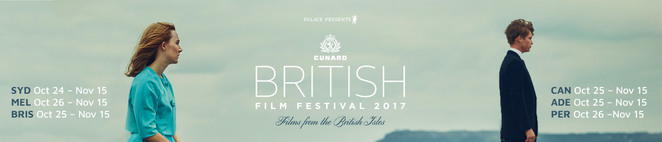 Cunard British Film Festival Breathe