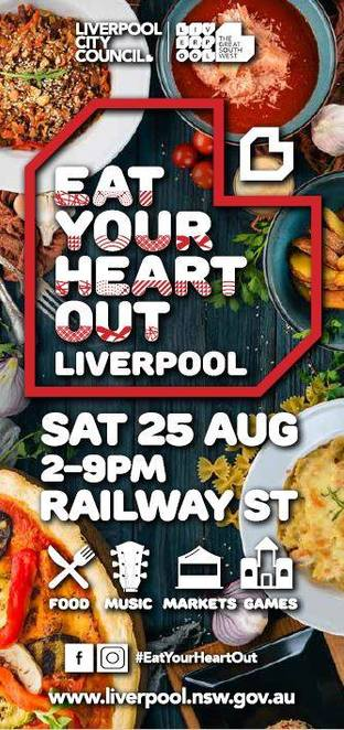 Eat Your Heart Out Liverpool, Free Festival