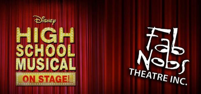fab nobs, theatre, high school musical, live, school, holidays