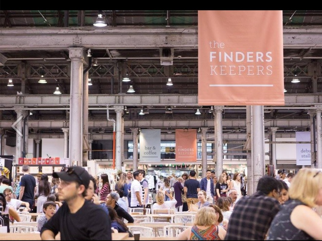 Finders Keepers the label, Finders Keepers clothing, Finders Keepers market, big design market, Finders Keepers Adelaide, Finders Keepers market Facebook, Finders Keepers Instagram, Adelaide Showgrounds, Jubilee Hall