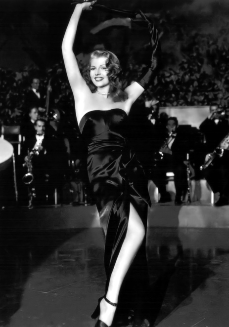 gilda, from, here, eternity, movie, matinee, double, feature, classic