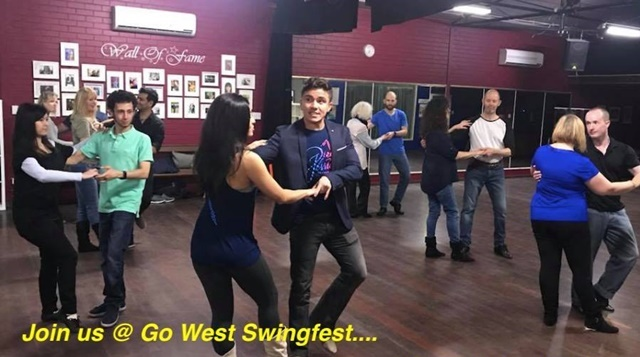 GoWest,swing,classes