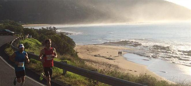 Great Ocean Road Marathon Run
