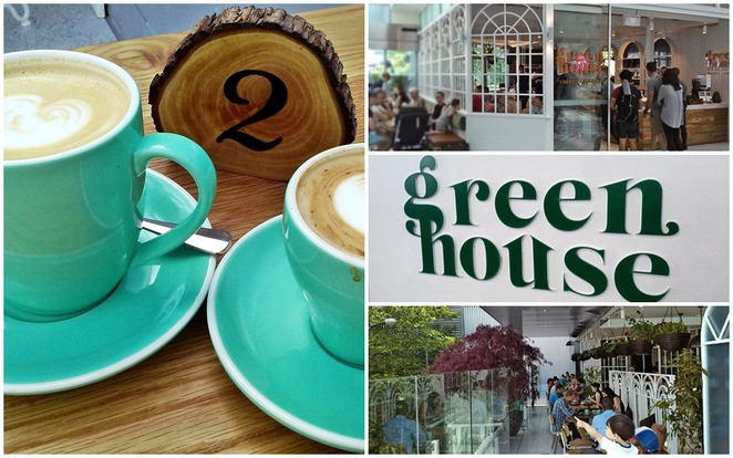 greenhouse coffee and co, canberra, canberra centre, ona, espresso rooms, ACT,