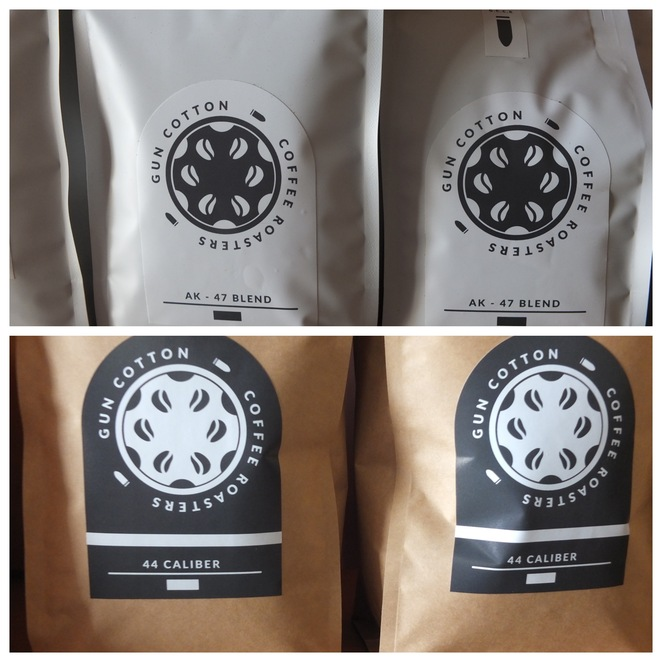 Gun Cotton Coffee Roasters, Yandina, timber town, Ginger Factory, Kabi Kabi, industrial shed, husband and wife team, coffee beans ethically sourced, Uganda, Columbia, Ethiopia, Burundi, 44.Caliber, AK47, BB gun decaf, Dirty Harry, wild, wild West, roasted in-house, open for coffee, breakfast, lunch, friday dinners, live music, local farmers, eclectic, Gun Runners, Nutworks, Yandina Historic House, Mount Ninderry, Trail Walk and Bird Viewing Hide, Yandina Creek Wetland, George Best Park for paddling ramp, bookmark a day trip, your first visit will not be your last