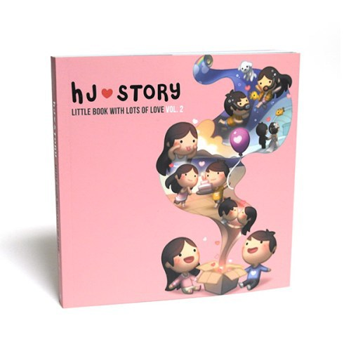 HJ Story, gong cha, Popular bookstore, Singapore book store, caricature, cartoon merchandise