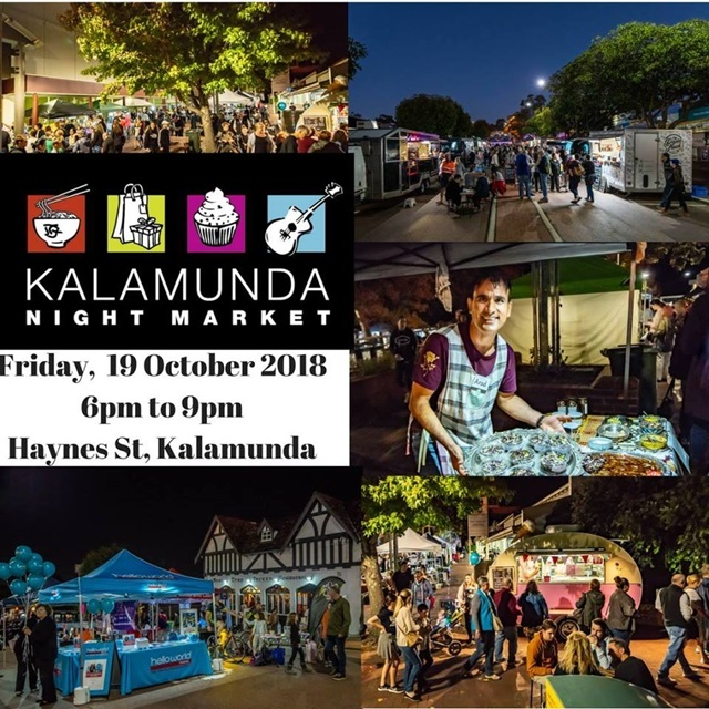 Kalamunda,night,market