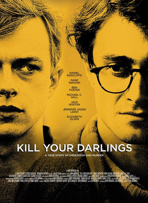 Kill Your Darlings, Kill Your Darlings movie, Kill Your Darlings movie review, movie reviews, film, film reviews