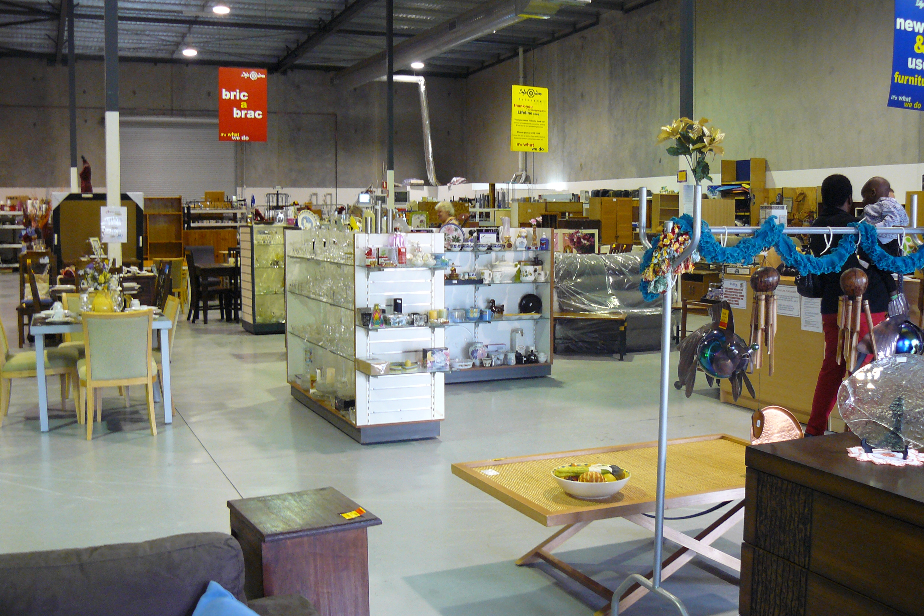 Op shop supa stores one location archerfield brisbane