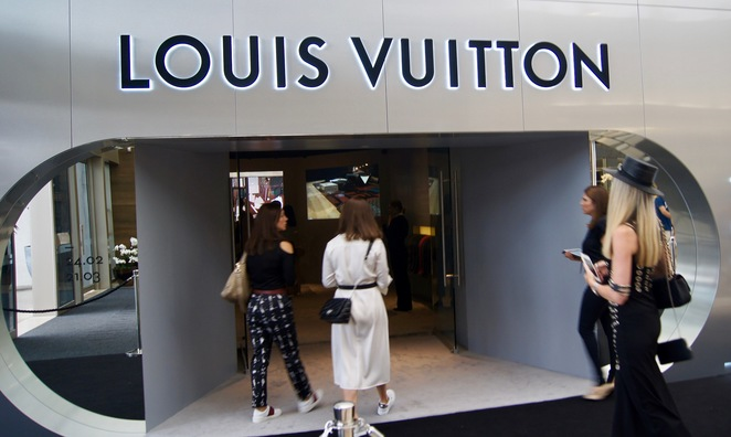 Louis Vuitton Time Capsule Exhibition Chadstone