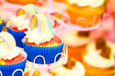 Cupcakes by Design-a-Cupcake Party