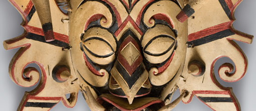 masks, Art Gallery of South Australia