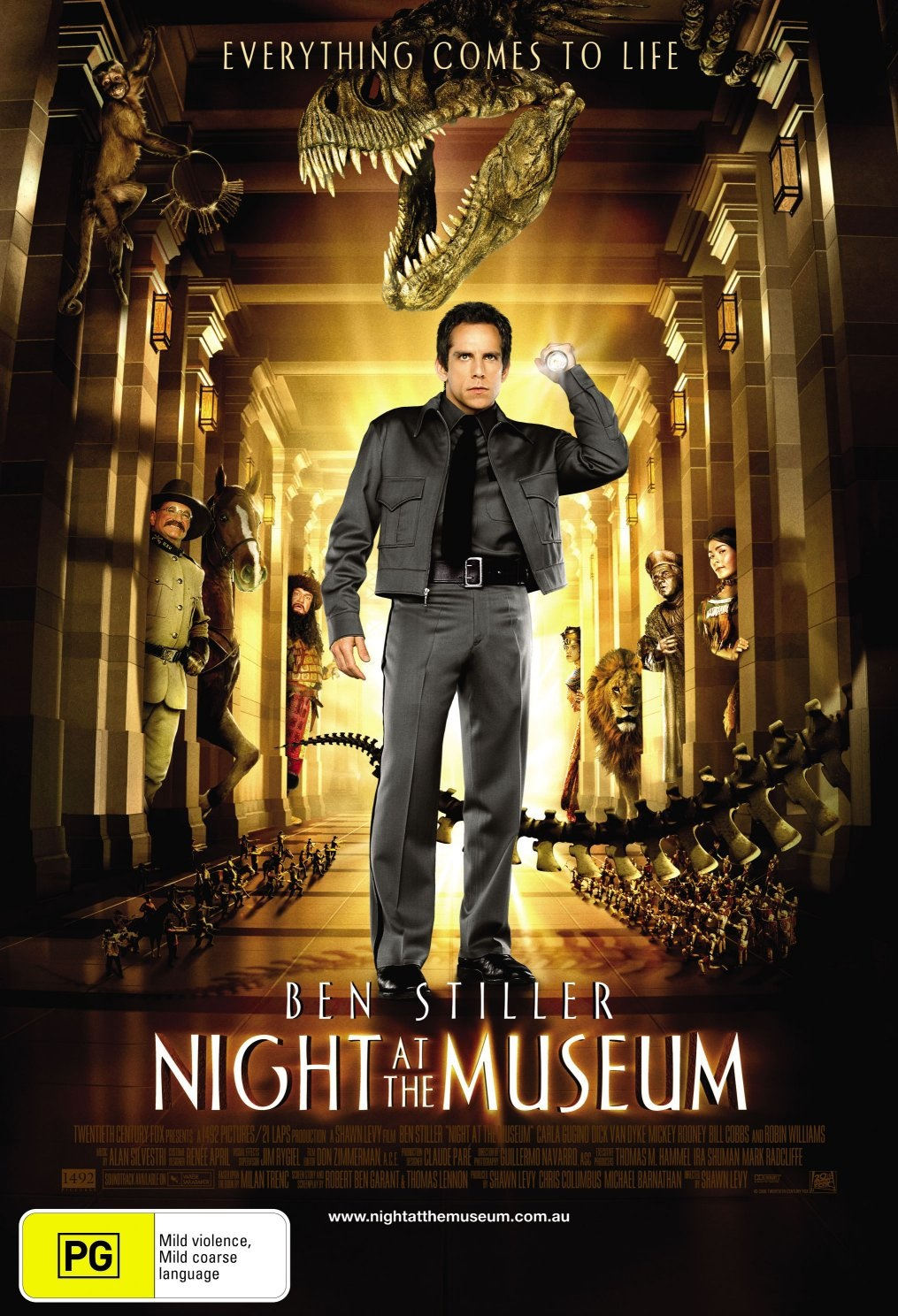 Museum Of Natural History Movie Tour