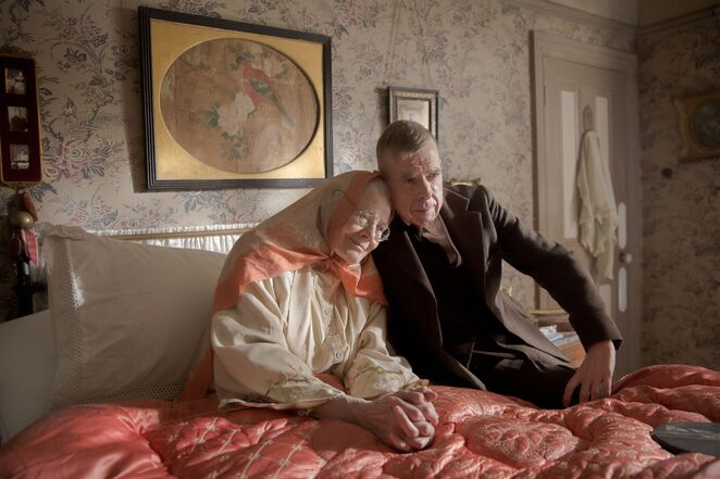 mrs lowry and son 2019, film review, movie review, cinema, community event, night life, date night, british film, fun things to do, portrait of artist l s lowry, adrian noble director, martyn hesford writer, vanessa redgrave, timothy spall, stephen lord, genesius pictures