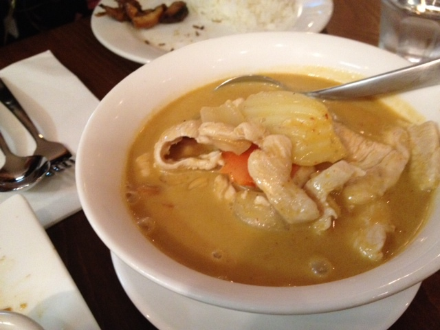 Mussaman curry, Thai Restaurant, cafe, traditional thai food, Thai Cuisine, Thai eatery, cheap eats