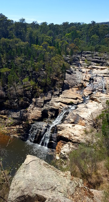 Nature, waterfalls, swimming, Victoria, history, family