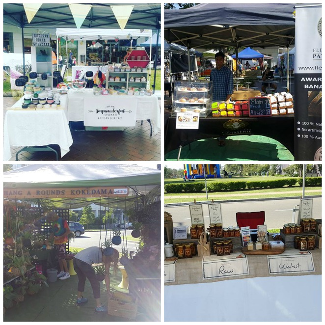 newington markets, artisan markets in newington, sydney markets, produce markets, easter markets