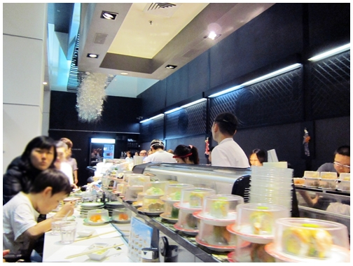 Ozeki Sushi, Japanese, Victoria avenue, sushi roll, chatswood, asian food, chatswood chase, sushi train,