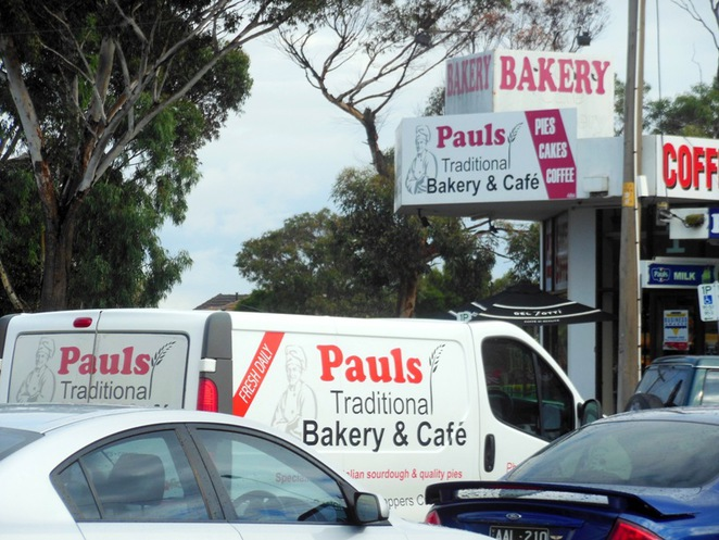 Pauls Traditional Bakery & Cafe