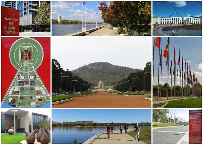 self guided, walking tour, canberra, ACT, walking tours of canberra, tourist attractions, australian war memorial, bunda street, city, parliament house, parliamentary triangle