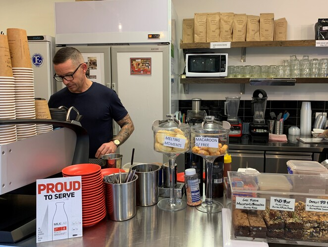 Shack Café Mudgeeraba, Shack Café, Mudgeeraba, Coffee, Gold Coast, Scones, Gluten-free, Vegan, Byron Bay Coffee, Breakfast Gold Coast, Breakfast Mudgeeraba, Dog-friendly, Seating Area, Daily Specials, Beer, Wine, Spirits, Lunch, Eggs Benedict, Acai bowl, Homemade cakes,