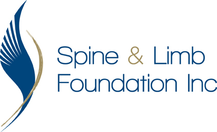 Spine and Limb Foundation (Inc.) logo Book Bazaar Ten-Hour Saale