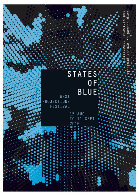 States of Blue: West Projections Festival