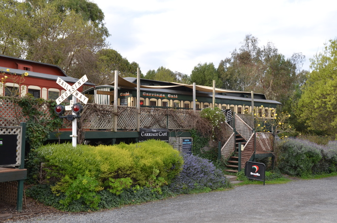 The Carriage Cafe, McLaren Vale