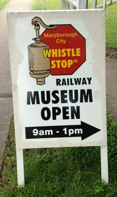 Trains, Tours, History, Maryborough, Queensland, Railways, Tourist Attractions, Family, Kids