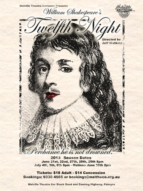 Twelfth Night at Melville
