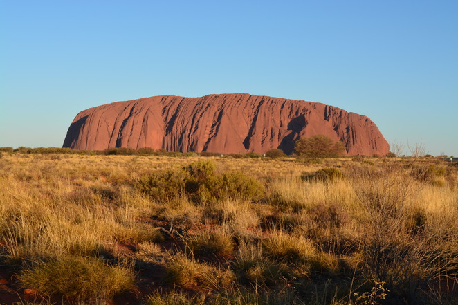 Uluru, Outback, Central Australia, Nature, Park, Outdoor