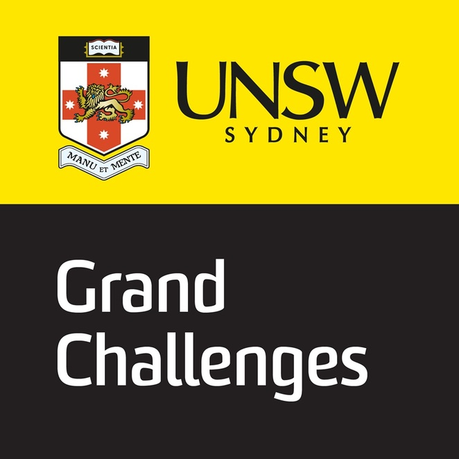 UNSW Sydney Grand Challenges : Image from facebook page