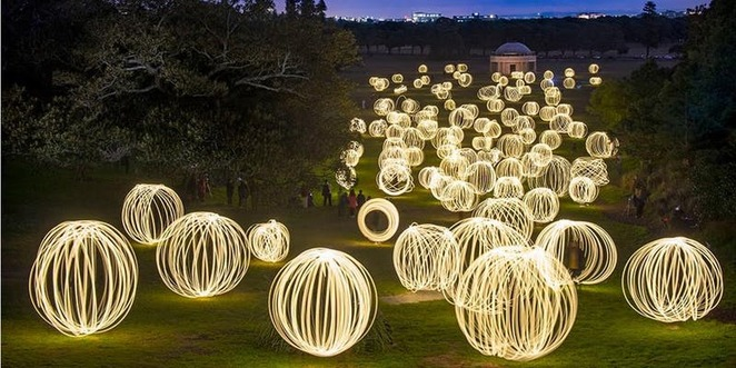 Valley of Light, Centennial Park