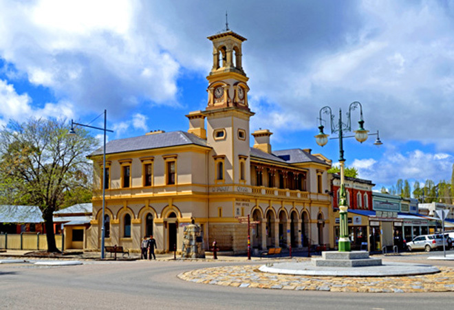 Victoria Melbourne Beechworth Bright Wangaratta Milawa Corryong Yackandandah Food Wine Festival Festivals Get Out Of Town Escape The City