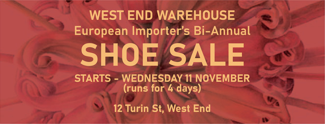 west end warehouse shoe sale 2020, community event, fun things to do, shoe lovers, european importers bi annual shoe sale 2020, european shoes, oriental shoes, leather shoes, mens dress shoes, work boots, school shoes, uggs, shoe bargains, shoe shopping