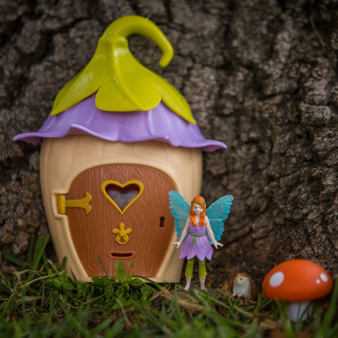 win my fairy garden prize giveaway