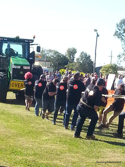 Winter Harvest Festival, Eat Local Week, Aratula, Scenic Rim, Food, Festival, Tractor