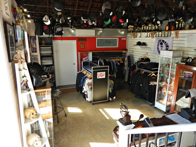 66 Espresso, Frontyard Tattoo, cafe, coffee, Vape store, Lolly shop, Sullen Art Collective
